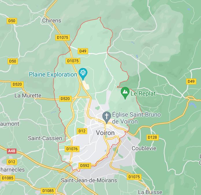 Vivre à Voiron, dans le Pays Voironnais